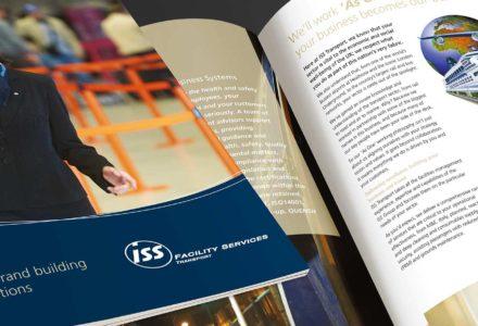 ISS Transport brochure
